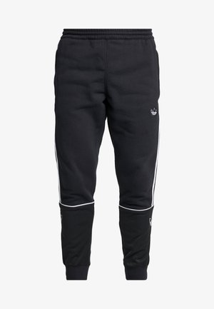 OUTLINE - Pantalon de survêtement - black
