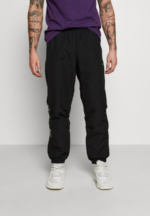 FOOTBALL GRAPHIC TRACK PANTS - Spodnie treningowe - black