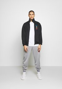 adidas Originals - ADICOLOR TREFOIL TRACK PANTS - Spodnie treningowe - grey - 1