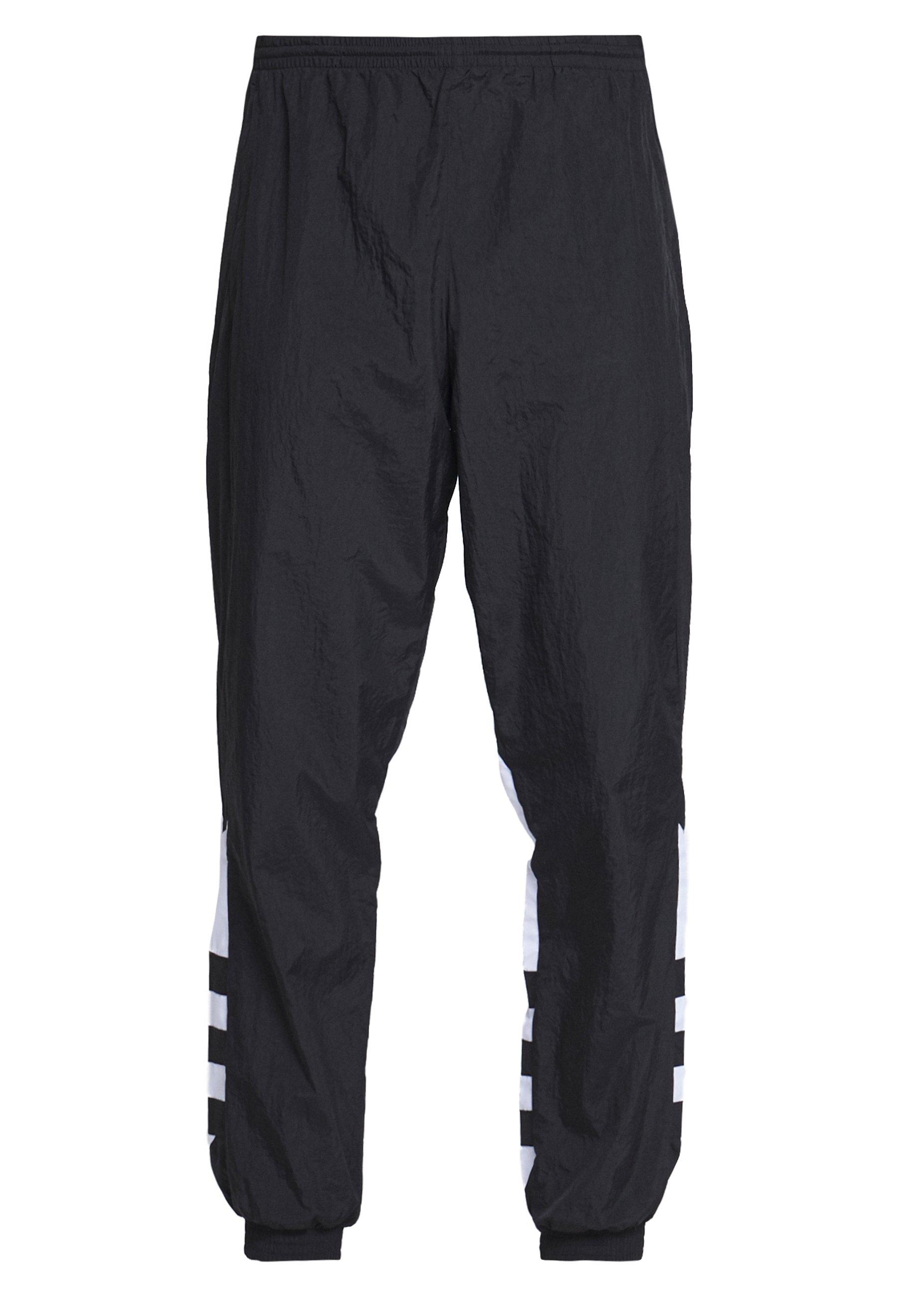 adidas Originals TREFOIL - Pantalon de survêtement - black