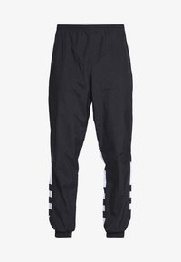 adidas Originals - ADICOLOR TREFOIL TRACK PANTS - Verryttelyhousut - black - 4