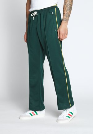 TRACK PANT - Trainingsbroek - green