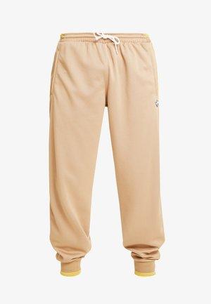 TRACK PANT - Pantalones deportivos - beige