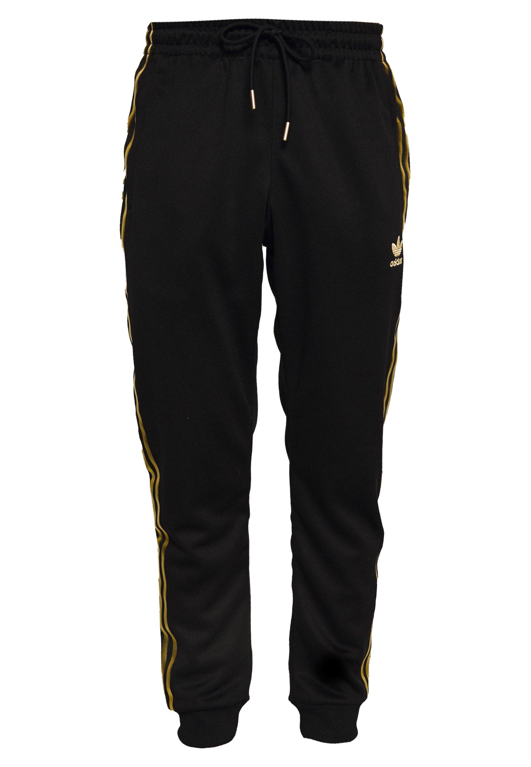 Adidas Originals Pantalon De Survêtement - Black/gold