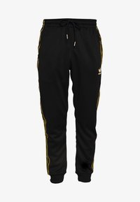 adidas Originals - Pantaloni sportivi - black/gold - 3