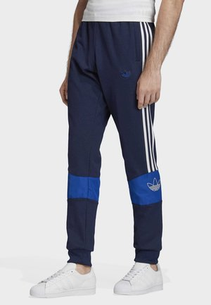 BANDRIX TRACKSUIT BOTTOMS - Trainingsbroek - blue