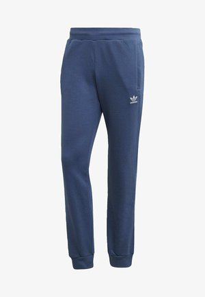TREFOIL ESSENTIALS PANTS - Spodnie treningowe - blue