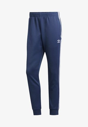 TRACKSUIT BOTTOM - Pantaloni sportivi - blue
