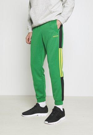 CLASSICS  - Spodnie treningowe - green/black