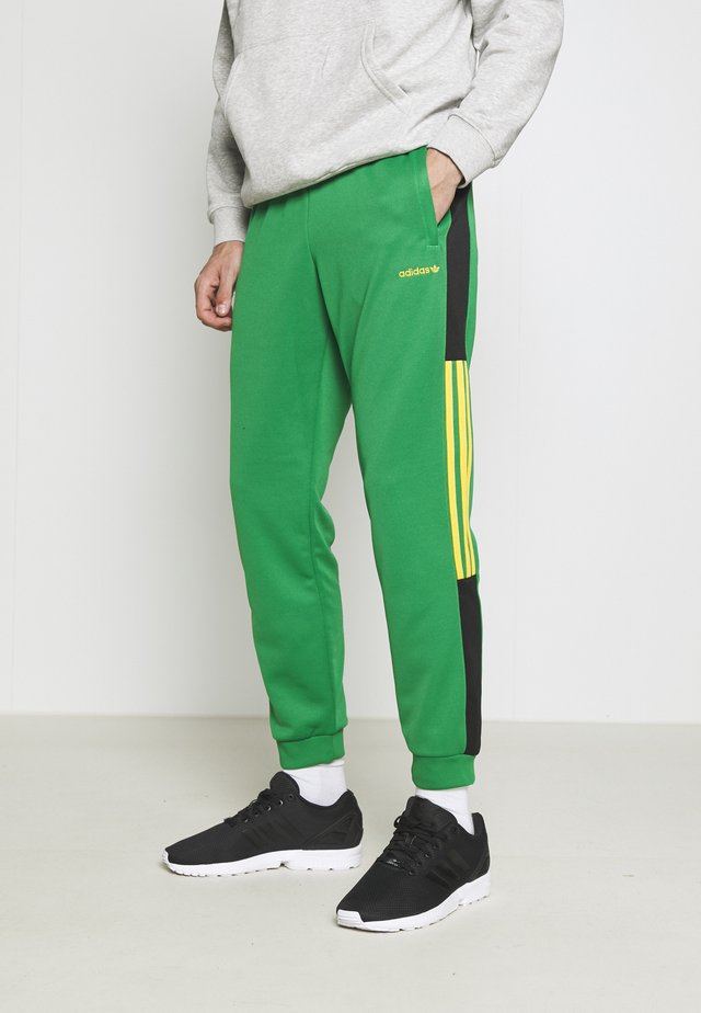 CLASSICS  - Pantalon de survêtement - green/black