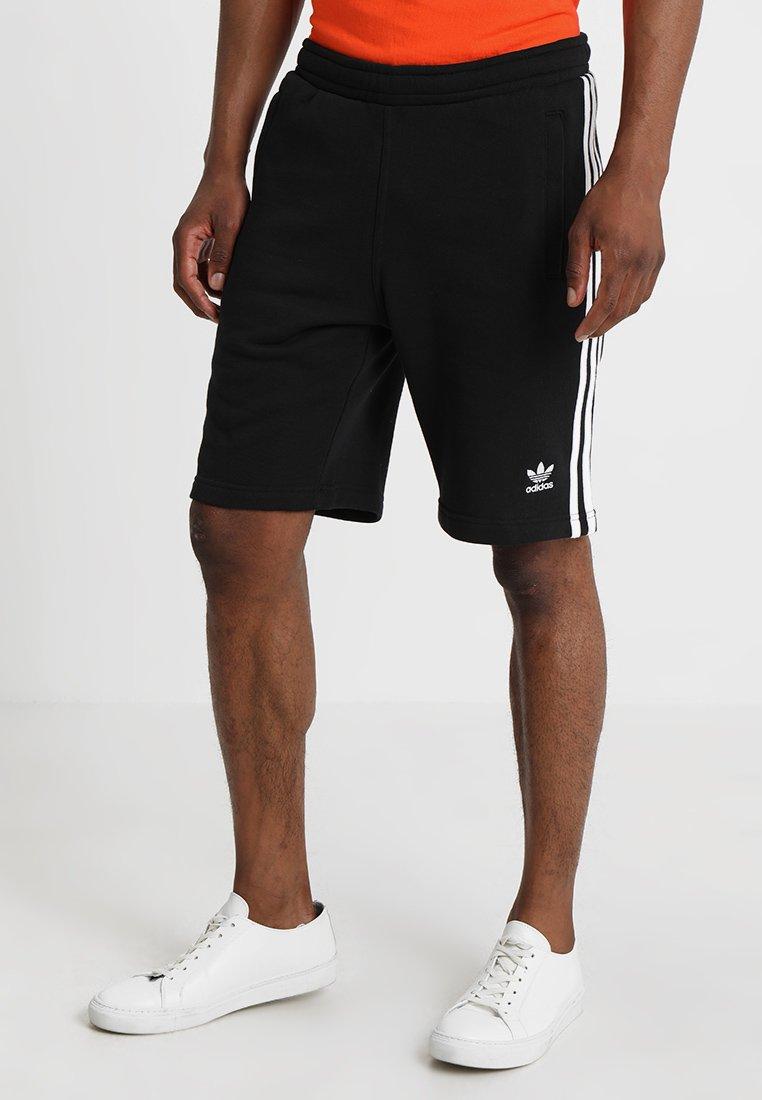 adidas Originals - 3-STRIPE - Träningsbyxor - black