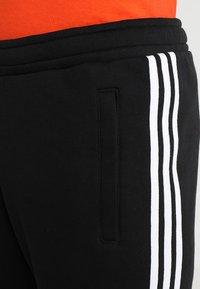 adidas Originals - 3-STRIPE - Träningsbyxor - black - 3