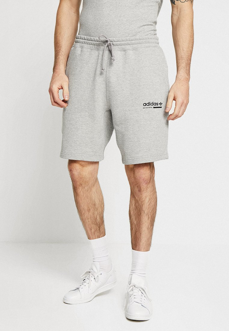 adidas Originals - Jogginghose - mottled grey heather