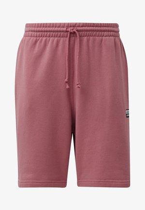 R.Y.V. SHORTS - Shorts - pink