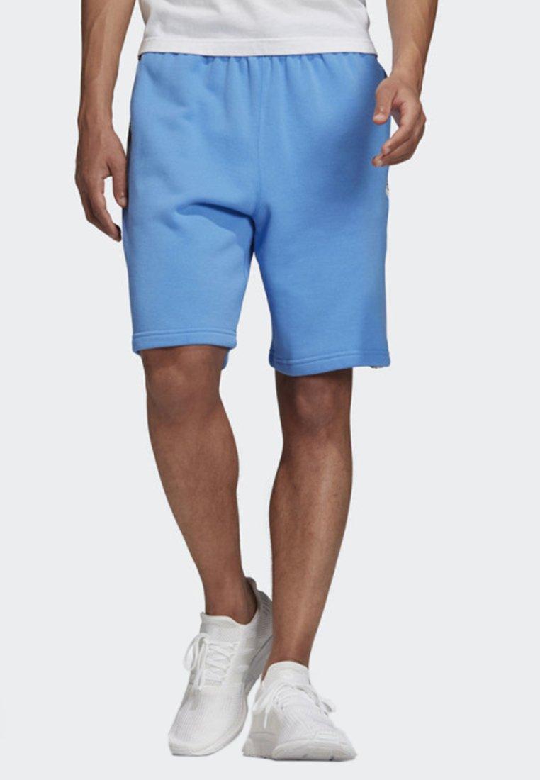 adidas Originals - R.Y.V. SHORTS - Shorts - blue