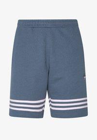 adidas Originals - OUTLINE  - Szorty - dark blue - 3