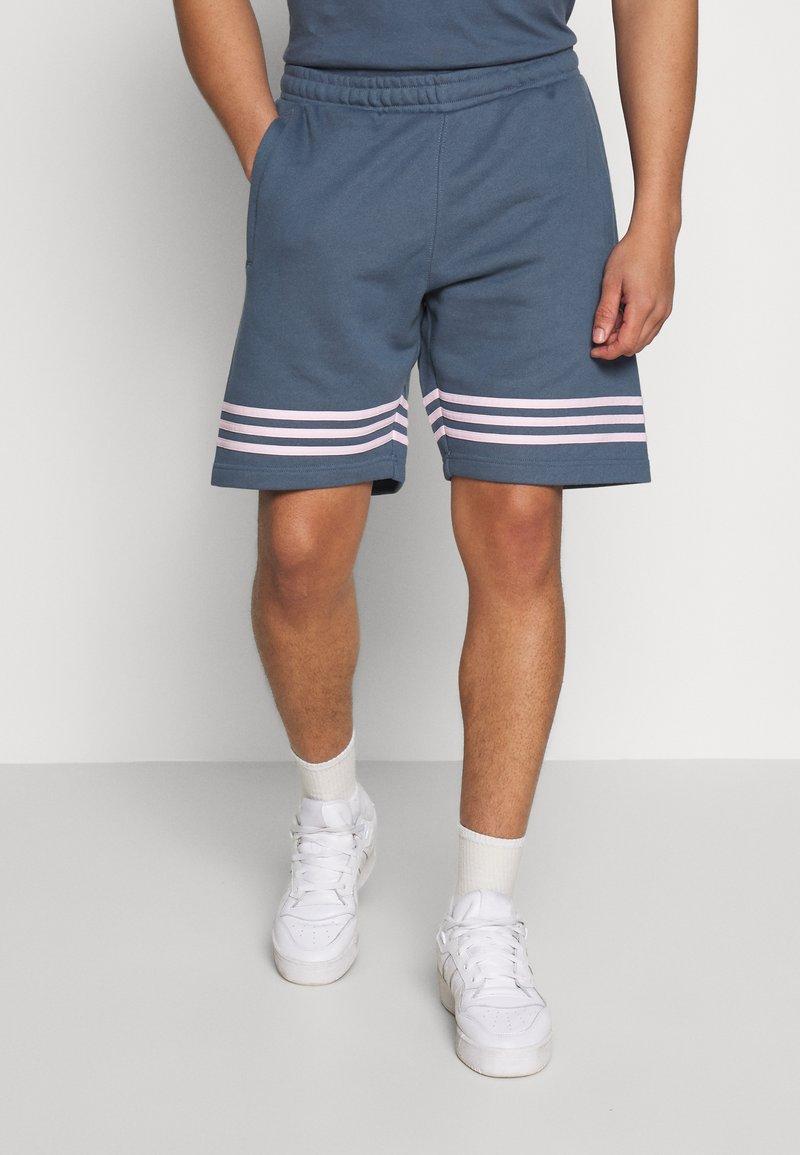 adidas Originals - OUTLINE  - Szorty - dark blue