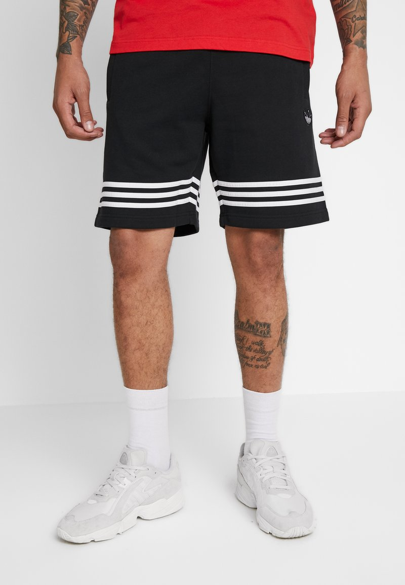 adidas Originals - OUTLINE  - Short - black