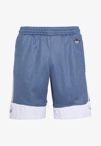 adidas Originals - 2020-03-25 BANDRIX SHORTS - Shorts - dark blue - 0