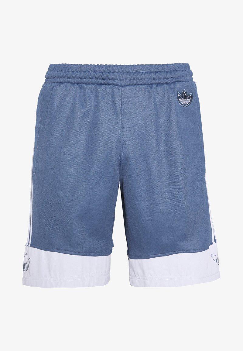 adidas Originals - 2020-03-25 BANDRIX SHORTS - Shorts - dark blue