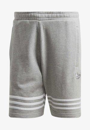 OUTLINE SHORTS - Shorts - grey