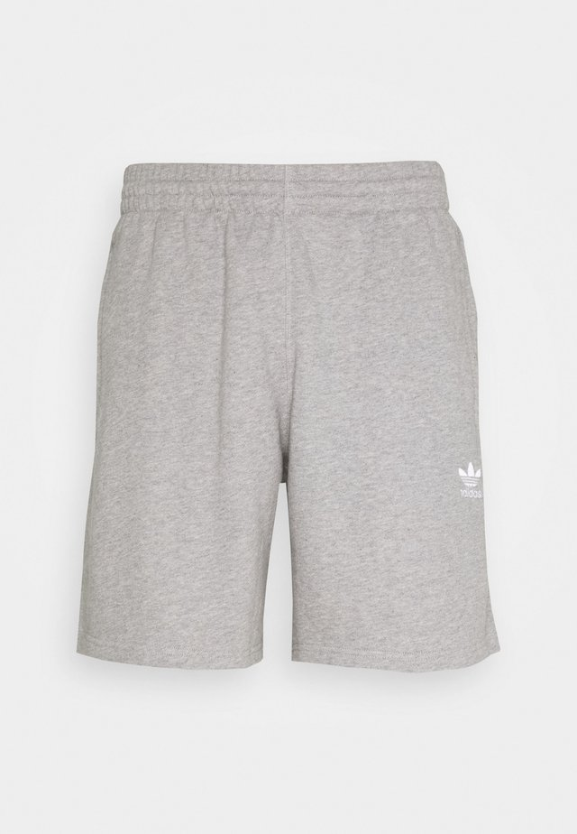 ESSENTIAL  - Shorts - mottled dark grey