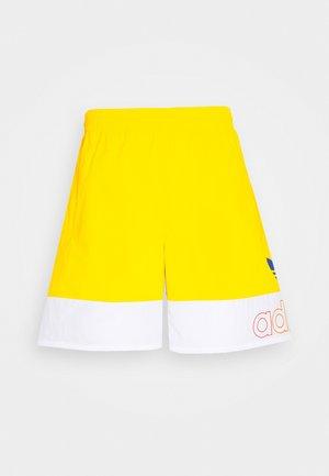FREESTYLE  - Szorty - yellow/white