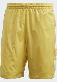 adidas Originals - SHORTS - Shorts - yellow - 8