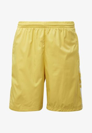 SHORTS - Short - yellow