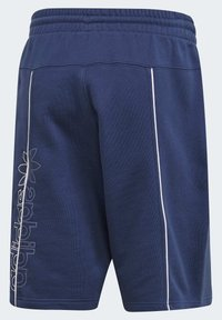 adidas Originals - R.Y.V. SHORTS - Short - blue - 8