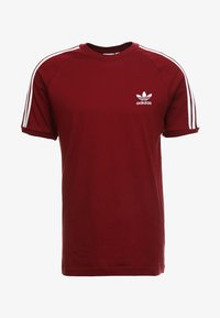 adidas Originals - ADICOLOR 3STRIPES SHORT SLEEVE TEE - T-shirt imprimé - cburgu - 3