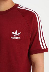 adidas Originals - ADICOLOR 3STRIPES SHORT SLEEVE TEE - T-shirt imprimé - cburgu - 4