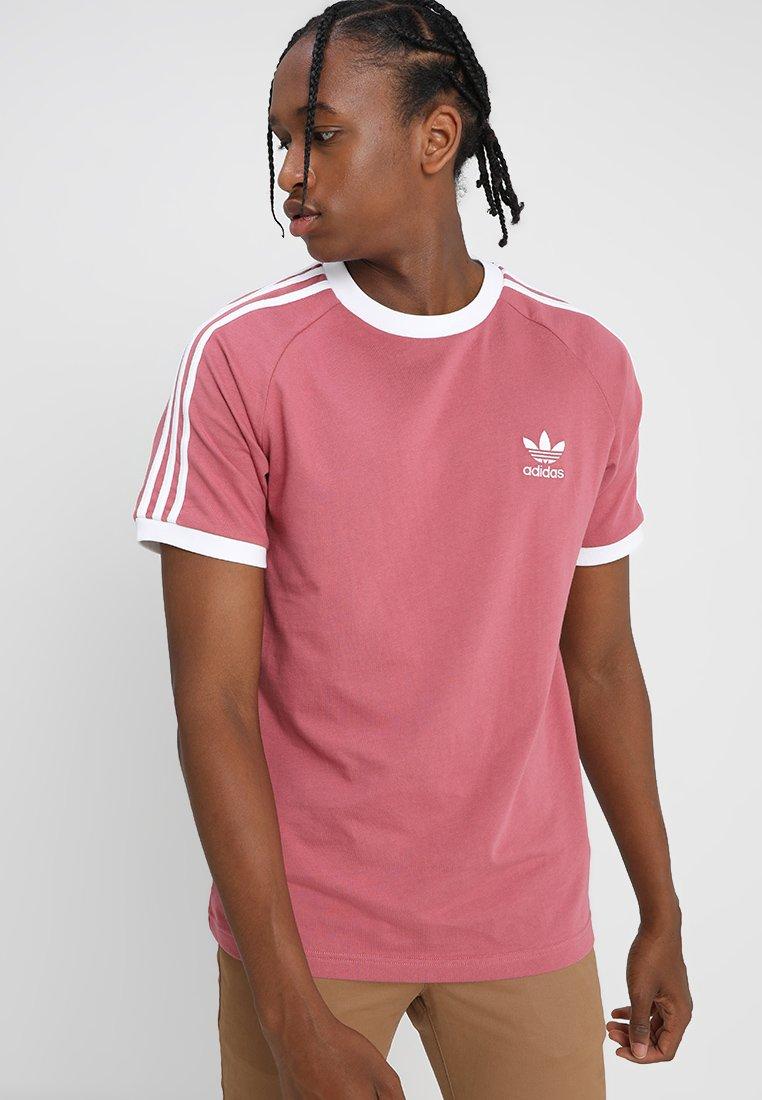 adidas Originals - 3-STRIPES TEE - T-shirt con stampa - tramar
