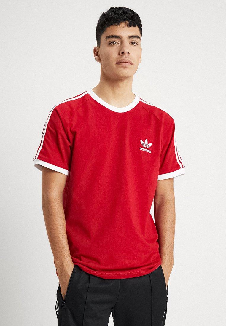 adidas Originals - 3-STRIPES TEE - T-Shirt print - powred