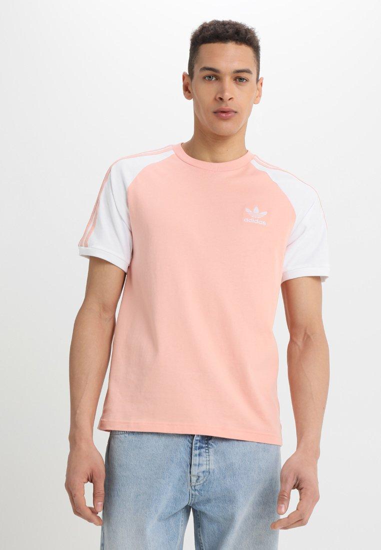 adidas Originals - 3-STRIPES TEE - T-shirt print - duspnk