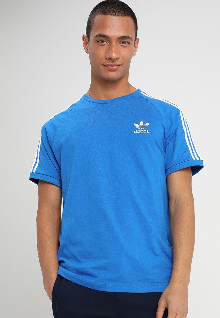 adidas Originals - 3-STRIPES TEE - T-shirt con stampa - blubir