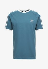 adidas Originals - 3 STRIPES TEE - T-shirts med print - blablu - 3