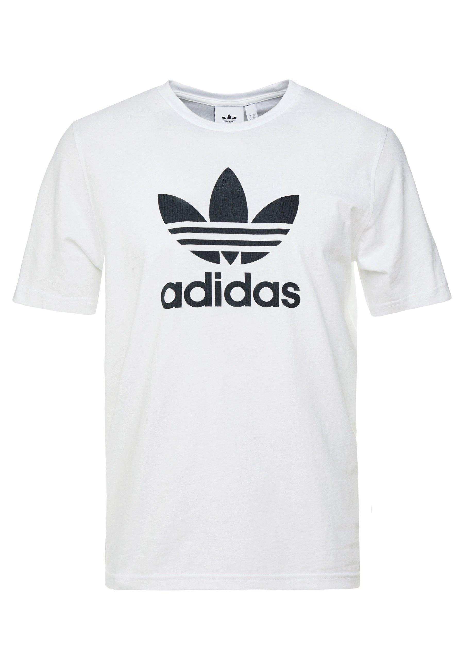 adidas Originals ADICOLOR TREFOIL TEE Camiseta estampada