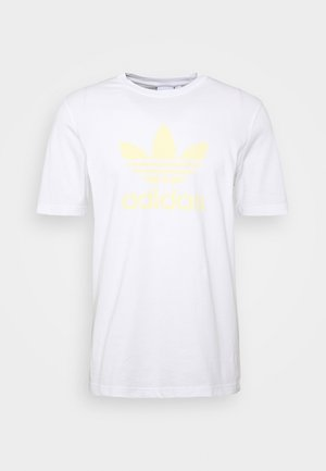 TREFOIL  - Camiseta estampada - white