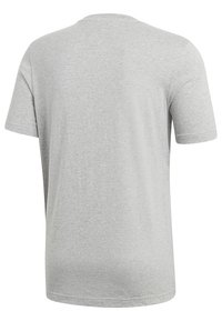 adidas Originals - ADICOLOR TREFOIL TEE - Printtipaita - medium grey heather - 1