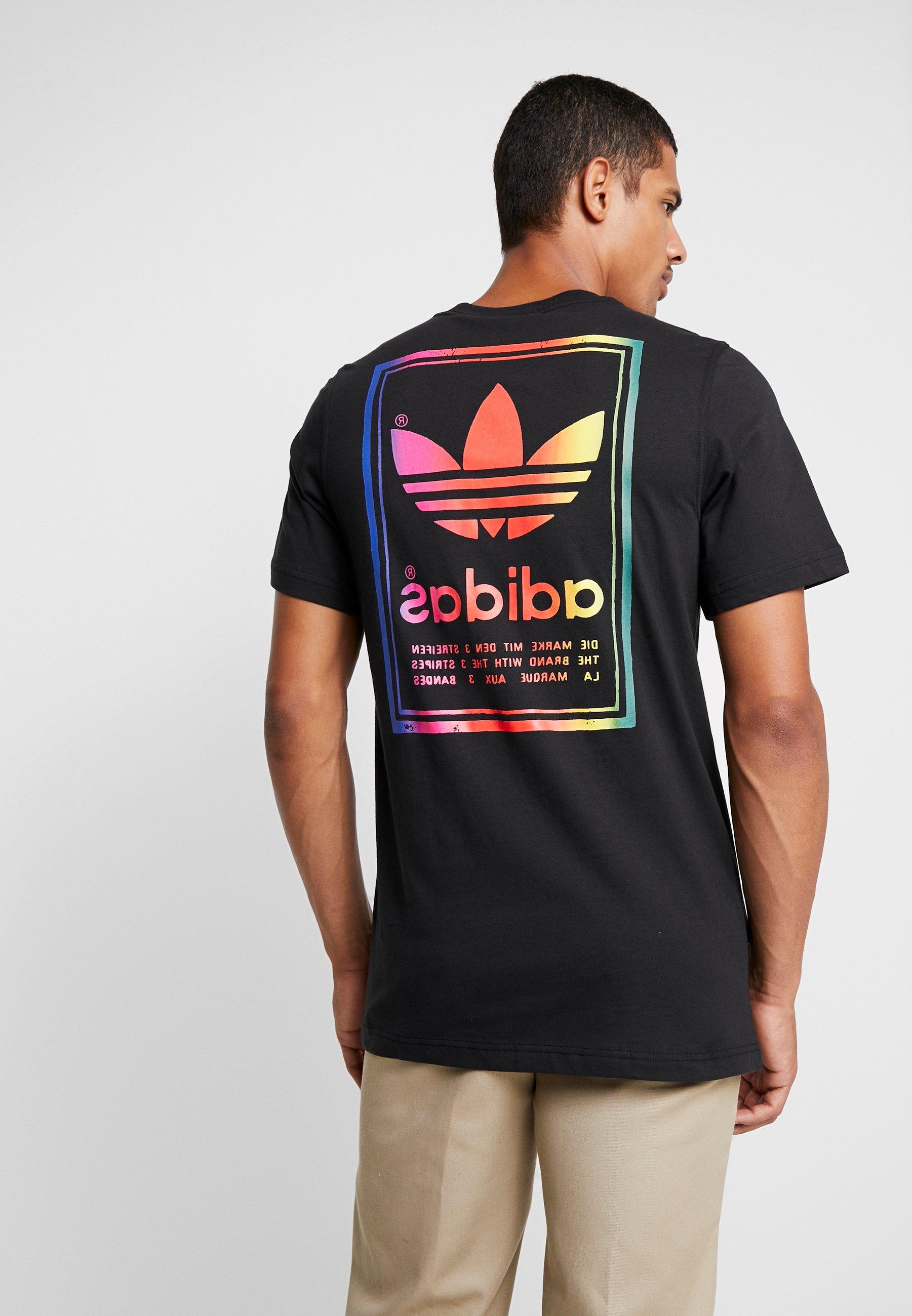 Imprimé Colour multi Originals Black Adidas shirt TeeT Vintage eCordxB