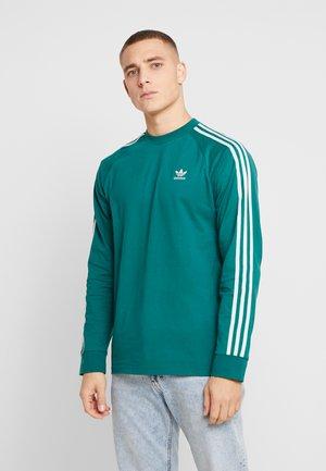 3-STRIPES - Longsleeve - noble green/vapour green