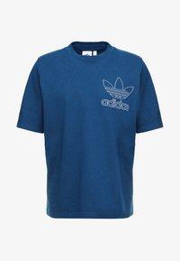 adidas Originals - OUTLINE TEE - T-shirt imprimé - legmar - 3