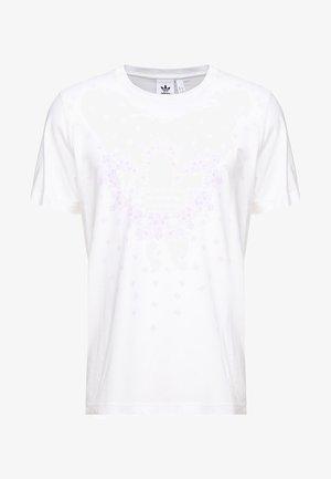 BANDANA TREFOIL - T-shirts print - white