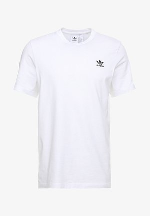 ADICOLOR ESSENTIAL TEE - Print T-shirt - white