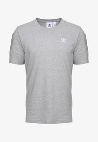 adidas Originals - ADICOLOR ESSENTIAL TEE - T-shirt print - grey - 3