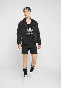 adidas Originals - TREFOIL TANK - Top - black - 1
