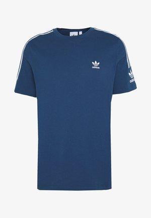 TECH TEE - T-shirt z nadrukiem - marine