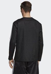 adidas Originals - BASEBALL CREWNECK SWEATSHIRT - Långärmad tröja - black - 2