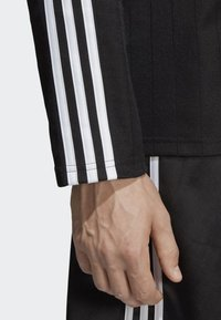 adidas Originals - BASEBALL CREWNECK SWEATSHIRT - Långärmad tröja - black - 4